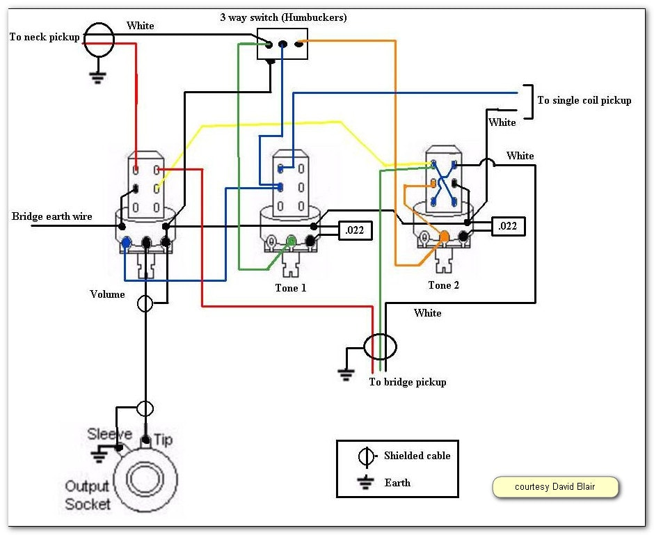 Dynasty Guitar Wiring rewiring the mmk45s in a thunder 1 westone thunder 1a wiring diagram at fashall.co