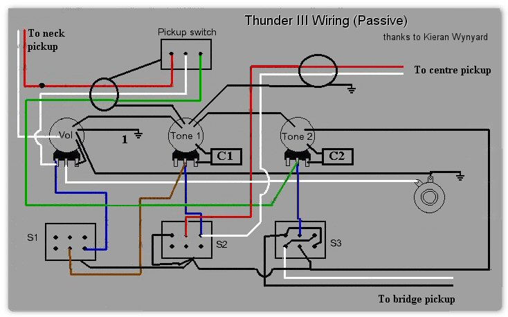 Thunder Wire Diagram Thunder Home Wiring Diagrams – Wig Wag Wiring Diagram